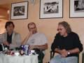 Esponenti Verdi Senigalliesi: Luciano Montesi, Alessandro Castriota e Roberto Primavera