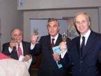 Giuseppe Barchiesi, Massimo Bianconi,  Tonino Perini