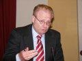 Claudio Venanzi, assessore provinciale al Lavoro