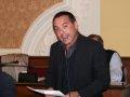 Marcello Mariani, consigliere comunale dei Verdi