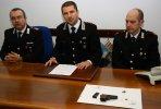 I carabinieri che hanno incastrato l'uomo