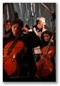 L'orchestra in piazza del Duca