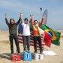 Gran Premio di Velluto - Il podio femminile